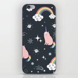 Unicat ♥ iPhone Skin