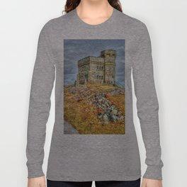 Cabot tower Long Sleeve T-shirt