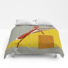 Fox is leaving Comforters