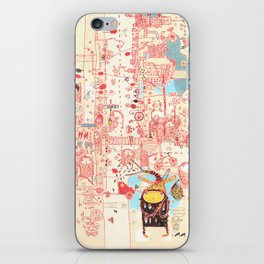 Stranger iPhone Skin