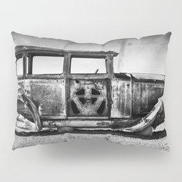 Rusting in Splendour Pillow Sham