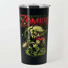 Legend of Zombie Travel Mug