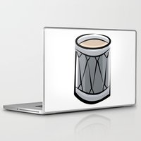 drum Laptop & iPad Skins featuring Drum by shopaholic chick