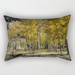 Autumn Stroll Rectangular Pillow