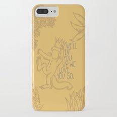 King Max iPhone 7 Plus Slim Case