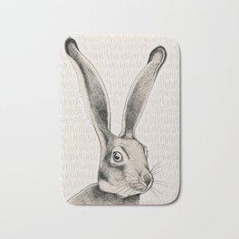 Hare Bath Mat