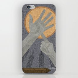 Dandelions - (Artifact Series) iPhone Skin