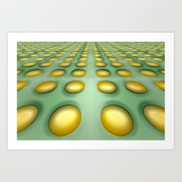Honey bonbons ... Art Print