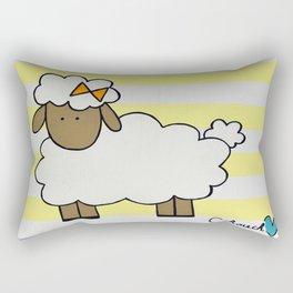 Little Sheep II Rectangular Pillow