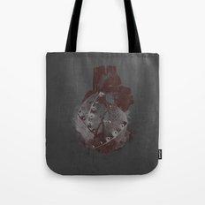 tin heart Tote Bag
