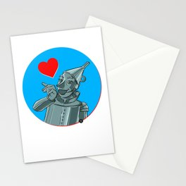 Oil can! Stationery Cards