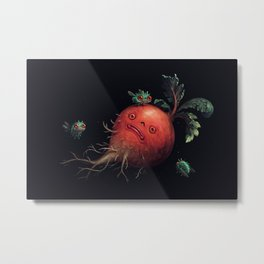 Rabba Root Metal Print