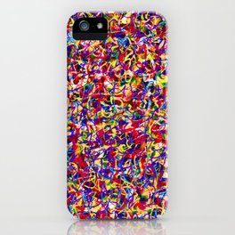 Cuz it's hot Pop Graffiti iPhone Case