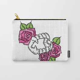 fangs and roses Carry-All Pouch