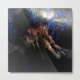abstrackt blueNo2 Metal Print