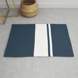 Classic Trendy Stripes Daitengu Rug