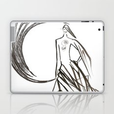 Angel under cover (home photo) Laptop & iPad Skin