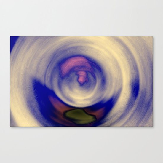 Ride - Vortex Canvas Print