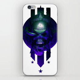 Hail Hydra 7 iPhone Skin