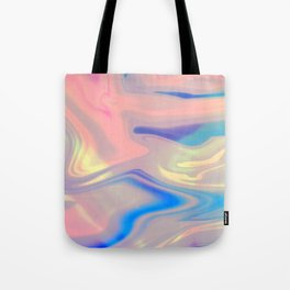 Holographic Dreams Tote Bag
