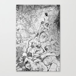 Still Life After the Apocalypse Canvas Print