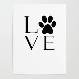 Dog Lover Poster