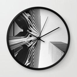 World Up Wall Clock