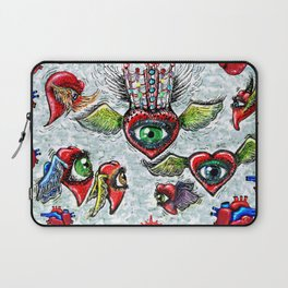 Queen of Hearts Laptop Sleeve