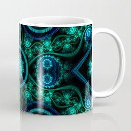 Tecno Flowers1 Coffee Mug