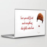 lucy Laptop & iPad Skins featuring Lucy by Bethany Mallick