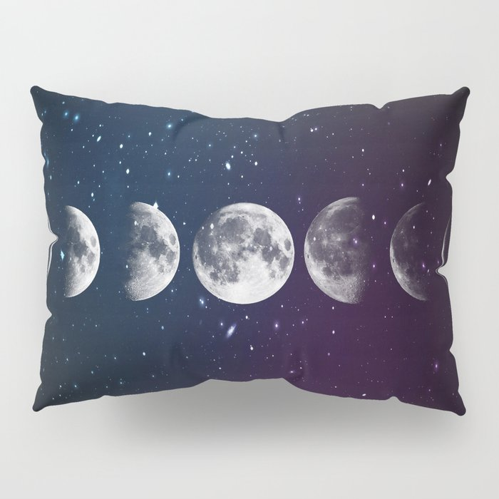 Phases of the Moon Pillow Sham