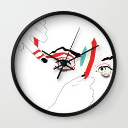 The Crowd Pleaser Wall Clock