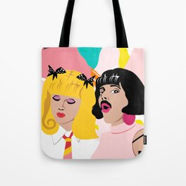God of Rock Tote Bag