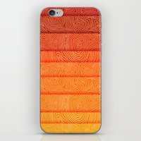 sunrise iPhone & iPod Skins featuring Sunrise by Diogo Verissimo