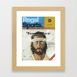 """""""The Greatest Magazine Never Made"""" Framed Art Print"""