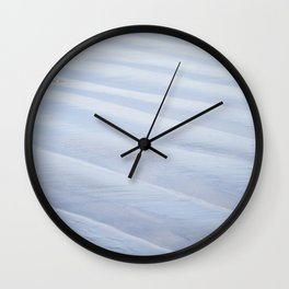 After the Waves Wall Clock