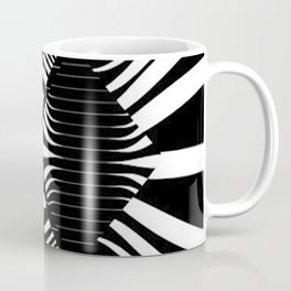 Catch Me in B&W Coffee Mug