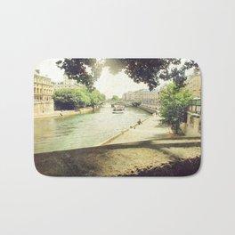 Seine, Paris Bath Mat