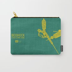 Bioshock Typography Carry-All Pouch