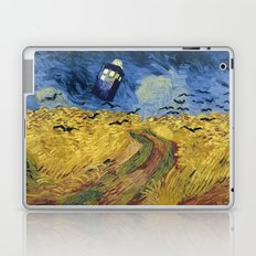Doctor Who 012 Laptop & iPad Skin