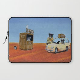 The Outback ATM Laptop Sleeve