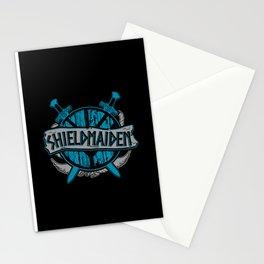 shieldmaiden #3 Stationery Cards