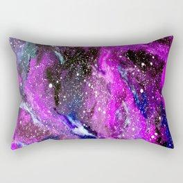 Galaxy (pink) Rectangular Pillow