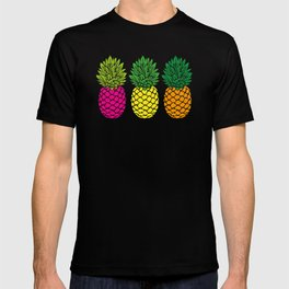 Pineapple Trio T-shirt