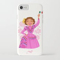 mexico iPhone & iPod Cases featuring Mexico  by Melissa Ballesteros Parada