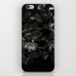Hello Fall - Hydrangea iPhone Skin