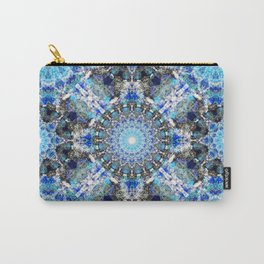 Spectral Essence Mandala Carry-All Pouch