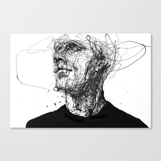 frail lull Canvas Print