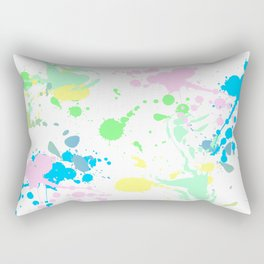 Paint Daubs (2) Rectangular Pillow
