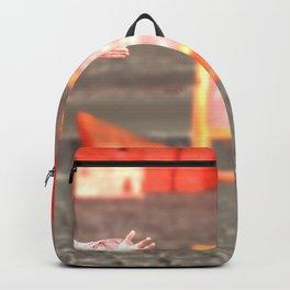 SquaRed: My P r e c i o u s Backpack